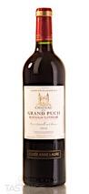 Château du Grand Puch 2016 Cuvée Anne Laure Red Blend Bordeaux Supèrieur