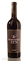 Peirano 2015 The Immortal Zin Zinfandel