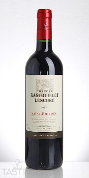 Château Rastouillet Lescure