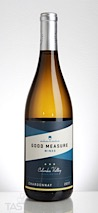 Good Measure 2017  Chardonnay