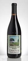 Wildwood Oak Winery 2015 Abba Mokelumne River Syrah