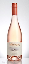 Wagner Vineyards 2017 Estate Bottled Dry Rosé Cabernet Franc