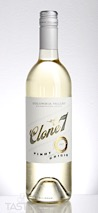 Clone 7 2017 Pinot Gris, Columbia Valley