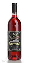 Grafton Winery NV Blackberry Wine Illinois