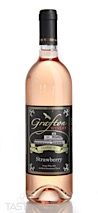 Grafton Winery NV Strawberry Wine, Illinois