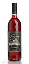 Grafton Winery NV Cranberry Wine, Illinois