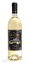 Grafton Winery NV Peach Wine, Illinois