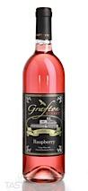 Grafton Winery NV Raspberry Wine, Illinois