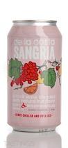 Glunz Wines NV De La Costa Rosé Sangria San Miguel, Paso Robles