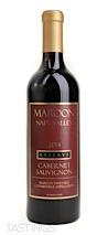 Maroon Wines 2014 Reserve Cabernet Sauvignon