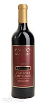 Maroon Wines 2014 Rutherford Cabernet Sauvignon