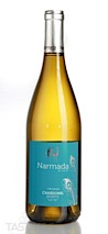 Narmada Winery 2017 sur lie Reserve, Chardonel, Virginia