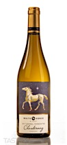 White Horse Winery 2017 Barrel Fermented, Chardonnay, American