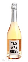 Yes Way Rose NV Sparkling Rosé, France