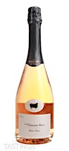 Le Grand Noir NV Sparkling Brut Rosé, France