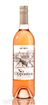 No Opposition 2018 Dry Rosé Syrah