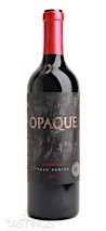 Opaque 2016 Darkness Red Blend Paso Robles