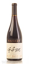 Basalt Cellars 2015 GSM Red Blend, Columbia Valley