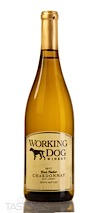 Working Dog Winery 2017 Black Feather Estate Bottled Chardonnay