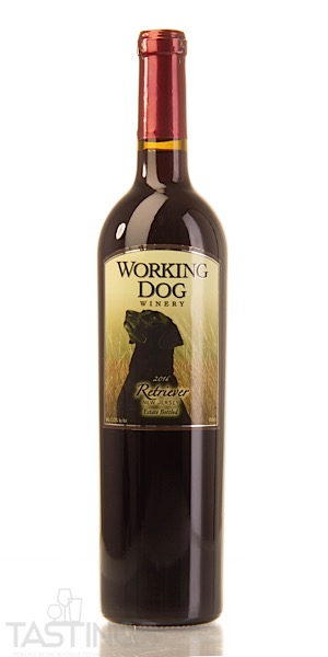 Working Dog Winery