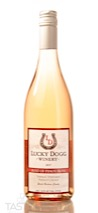 Lucky Dogg 2017 Vernas Vineyard Rosé Pinot Noir