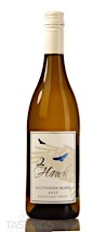 2Hawk 2017  Sauvignon Blanc