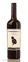 Cannonball 2017  Merlot