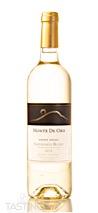 Monte De Oro 2018 Galway Vineyard Estate Grown Sauvignon Blanc