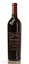 Monte De Oro 2014 Reserve Cabernet Sauvignon