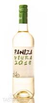 Paniza 2018 Viura, Cariñena