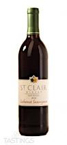 St. Clair Winery 2018  Cabernet Sauvignon