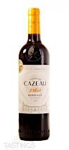 Château Cazeau 2018 1560 Bordeaux AOC