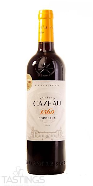 Château Cazeau