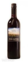 Fog River 2016 Merlot, Monterey County
