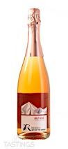 Don Rodolfo NV Brut Rosé Sparkling Wine, Mendoza