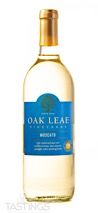 Oak Leaf NV White Moscato American