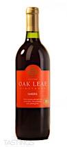 Oak Leaf NV Sangria, American