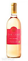 Oak Leaf NV White Zinfandel Blend American