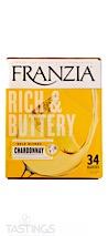 Franzia NV Rich & Buttery Chardonnay
