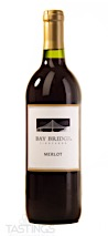 Bay Bridge Vineyards NV  Merlot