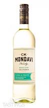 CK Mondavi NV  White Moscato