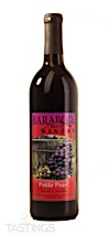 Baraboo Bluff Winery 2019 Petite Pearl Red Blend, Wisconsin