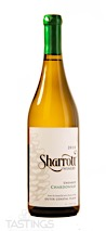 Sharrott Winery 2018 Unoaked Chardonnay