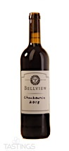 Bellview Winery 2018 Estate Bottled Chambourcin