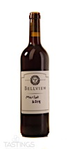 Bellview Winery 2018 Estate Bottled Merlot