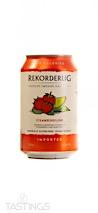 Rekorderlig  Strawberry-Lime Hard Fruit Cider