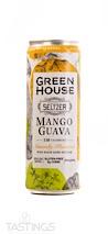 Greenhouse NV Mango Guava Hard Seltzer California