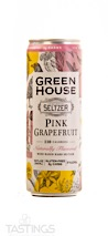 Greenhouse NV Pink Grapefruit Hard Seltzer California