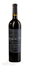 Blacklist 2018 Red Blend Lodi