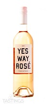 Yes Way Rose 2019 Rosé IGP Mediterranee